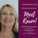 Women In Biz #6 Karen Schifman