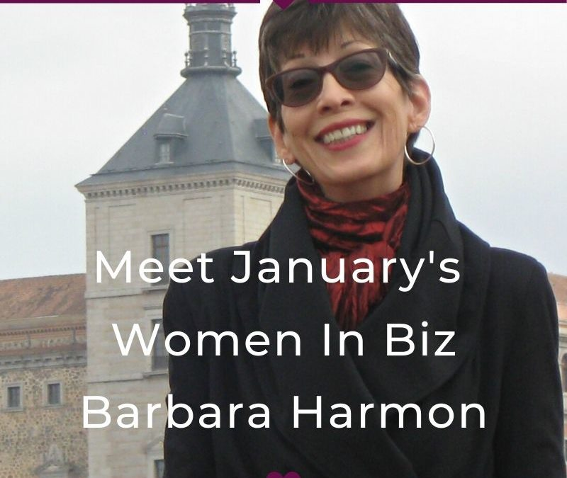Women In Biz #10 Barbara Harmon