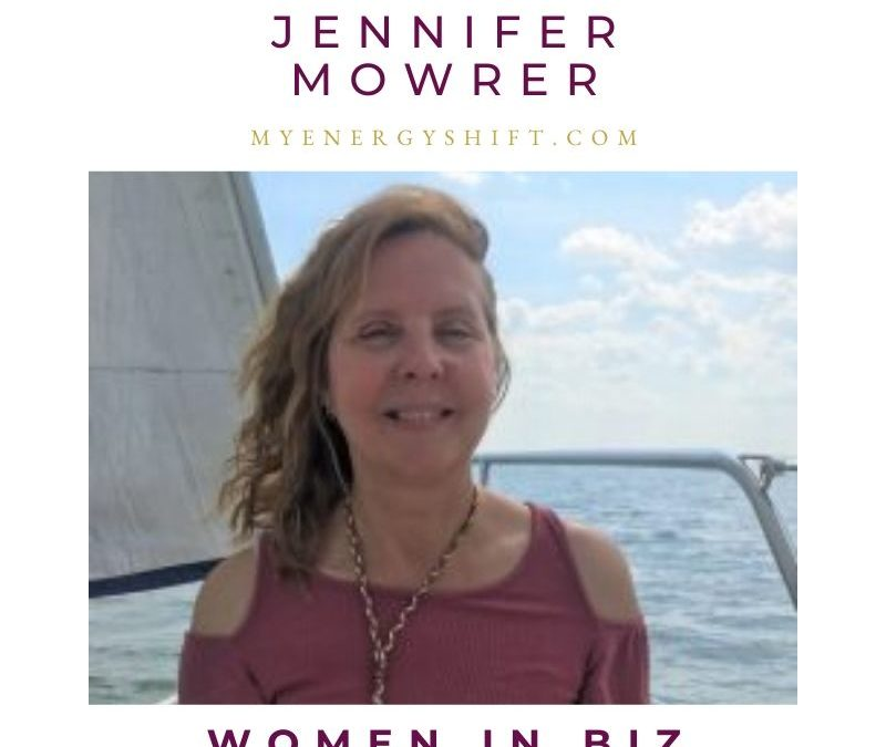 Meet Jennifer Mowrer! This Month's Woman In Biz #11