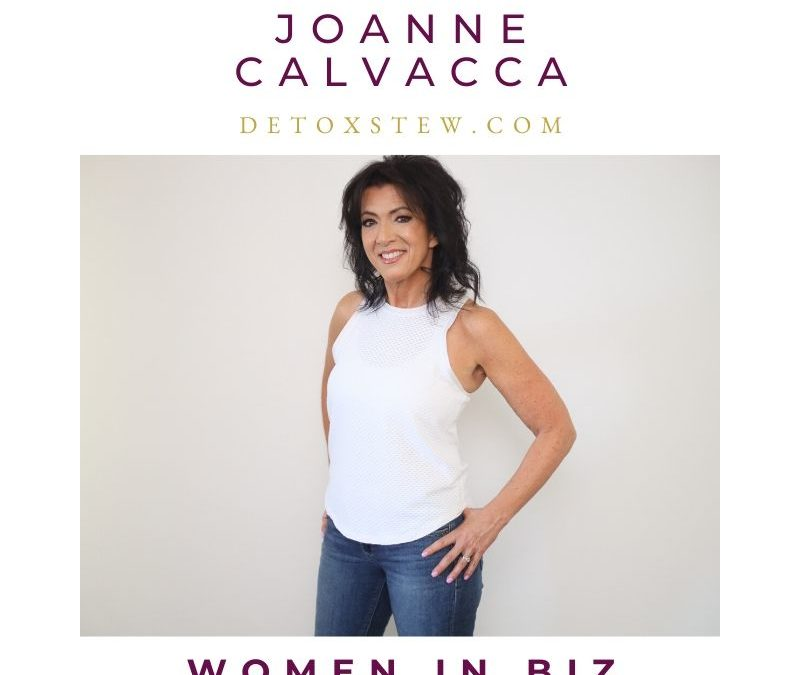 Meet This Month's Woman In Biz Joanne Calvacca
